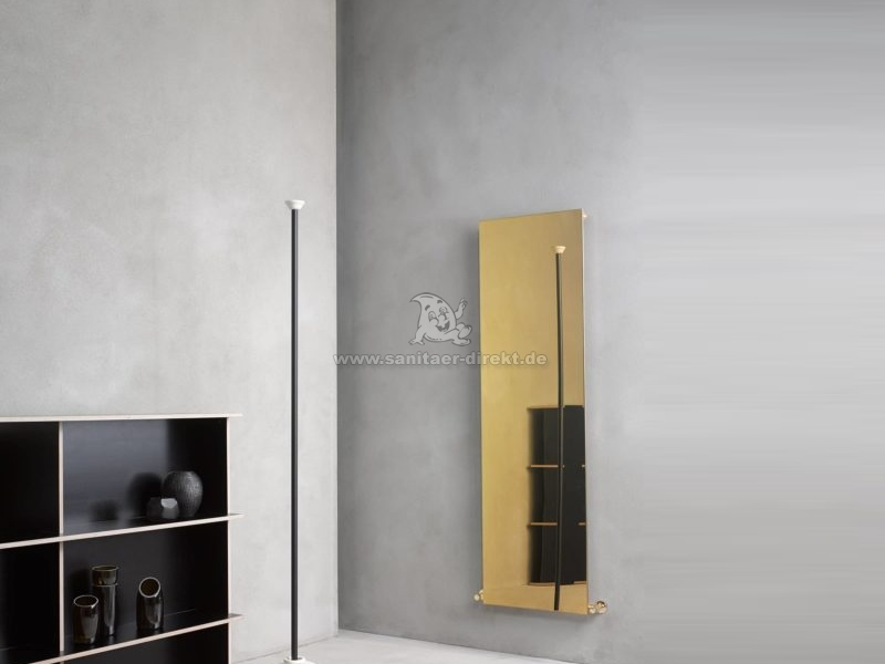 Caleido - Ice Gold Finish Vertical Double